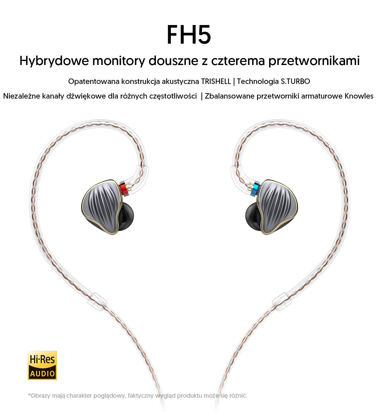 fiio fh5